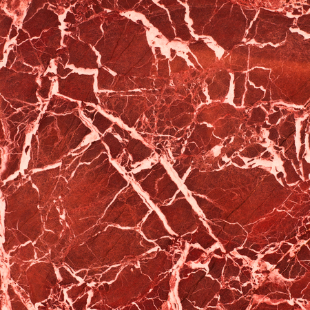 Abstract background of red marble