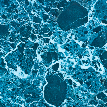 Abstract background of blue marble