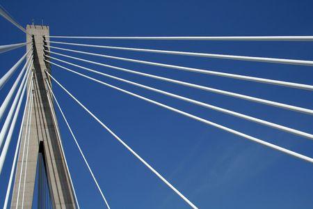 Dr. Frank Tudman-Brücke in Dubrovnik (Kroatien) Standard-Bild - 764405
