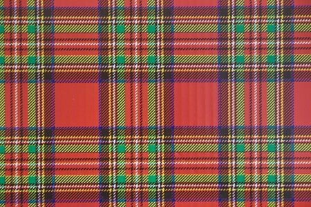 scots: Checked background - perfect scotch texture