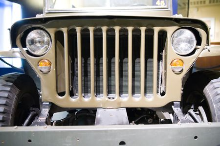 willis:  classic american 4x4 car