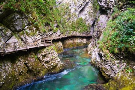 julian: Vintgar valley - tne most beautiful place in Slovenia