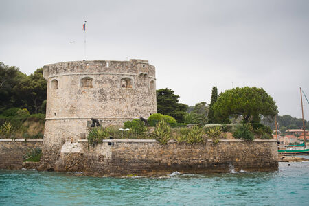 toulon: Fort Balaguier in Toulon harbor