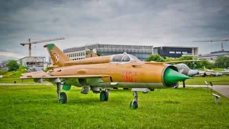 mig: Russian MiG-21MF Editorial