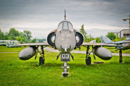 a mirage: Mirage 5 - french jet plane Editorial