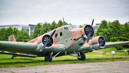 annie: Famous Junkers Ju-52
