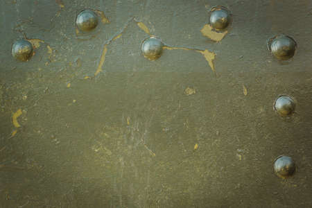 Metallic green military background, texture