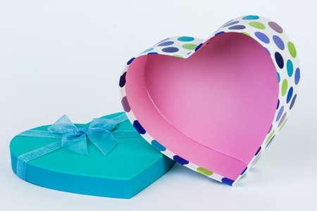Heart shape Valentine gift box7