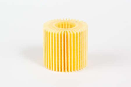 Auto filter, on white background Stock Photo