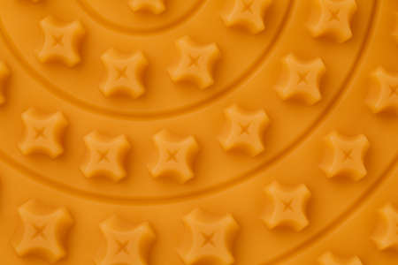 Rubber sole of men's shoes. Background image.