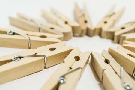 clothes pins: Clothes pins