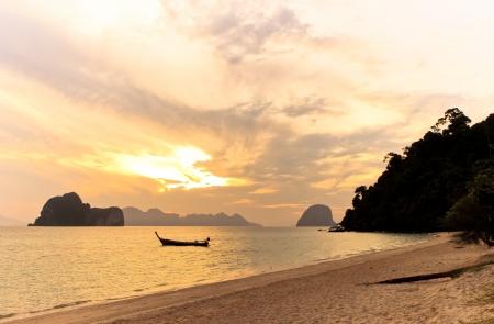 Koh Ngai Island In Thailand