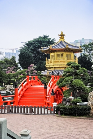 Chinese Temple in Hongkong