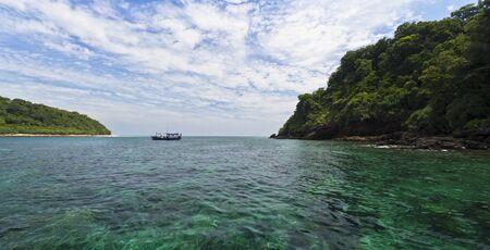 Island in Trang