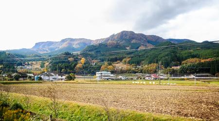 Nature in the city of Fukuoka at KYUSHU, Fukuoka, Japan.