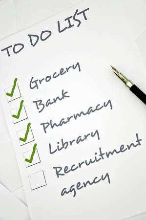 organise: Agencia de contrataci�n no protegido a la lista de tareas