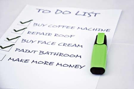 avviso importante: Per fare la lista con fare pi� soldi