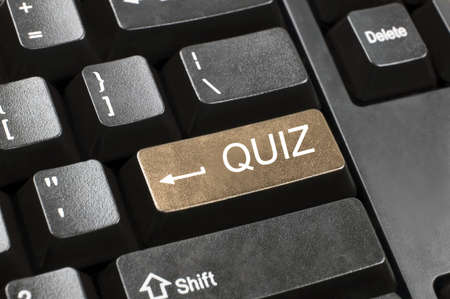 Quiz key in place of enter key photo