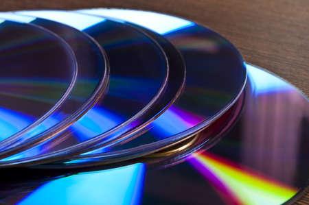 conputer: Group of conputer compact discs
