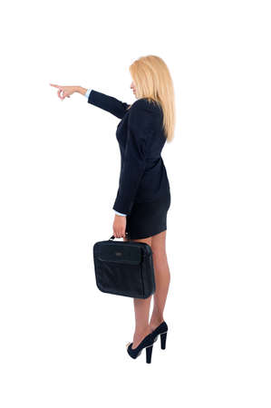 Young business woman Stock Photo - 15474518