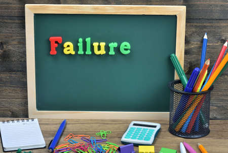 failed strategy: Failure word on school board