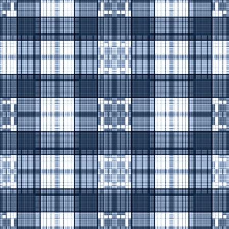textile texture: Seamless retro textile tartan checkered texture plaid pattern background