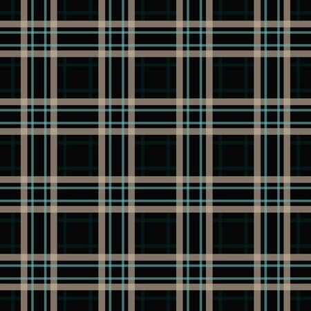 traditional pattern: Seamless retro textile tartan checkered texture plaid pattern background