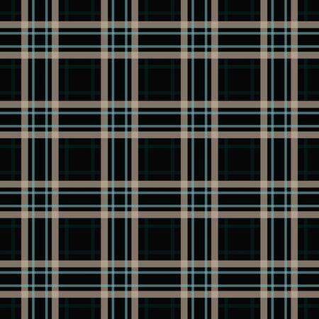 keltische muster: Seamless retro textile Tartan karierte Textur Schottenkaro-Muster Hintergrund