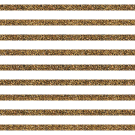 gold textured background: Pattern with gold glitter textured lines print on white background.
