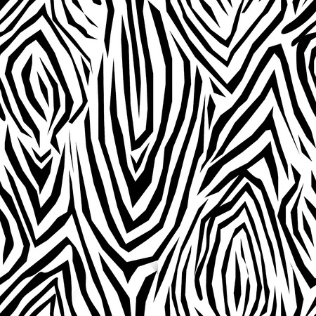 instinct: Seamless zebra skin pattern