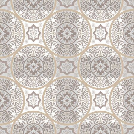 tights: Beige abstract seamless lace pattern background
