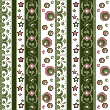 lineas verticales: Elementos abstractos sin fisuras patrón de textura colores retro líneas verticales de fondo Foto de archivo