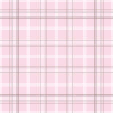 Checkered nahtlose Schottenkaro-rosa Muster Hintergrund