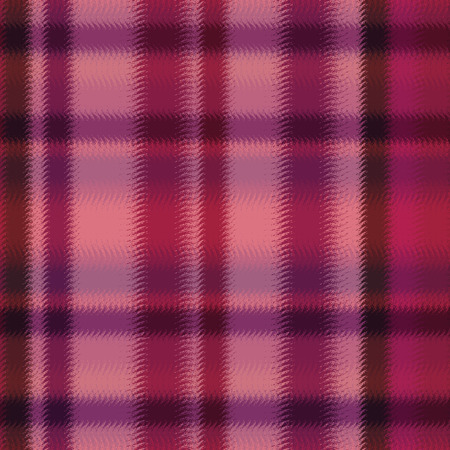 madras: Textured soft tartan plaid. Seamless pattern checkered print Stock Photo