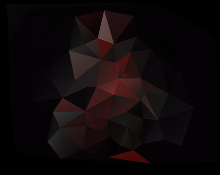Abstract Background Of Triangles Polygon Wallpaper Web Design
