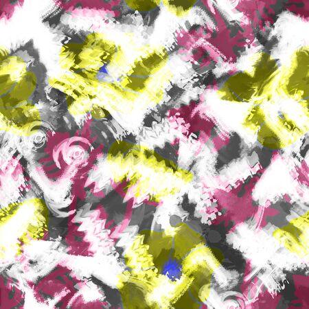 slop: Art splash brush strokes paint abstract seamless print background