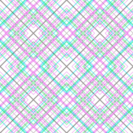 Seamless plaid checkered pattern, print, background