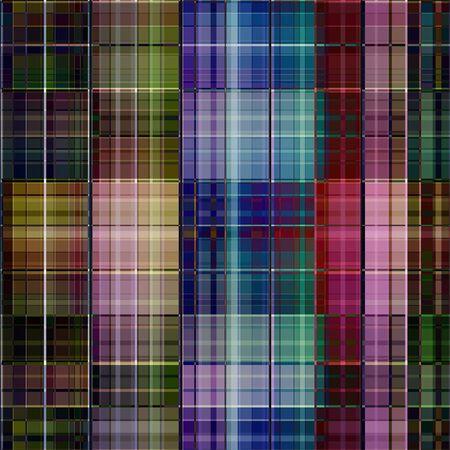Seamless checkered plaid tartan pattern background