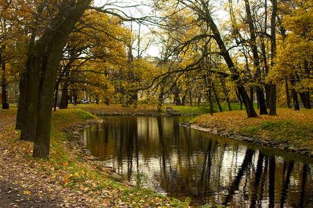 garth: Autumn 2
