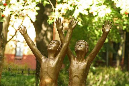 papoose: Pediatric Academy Monument