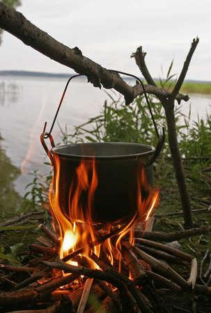 devouring: Bonfire 1