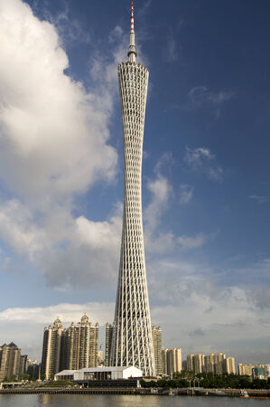 Guangzhou Tower scenery