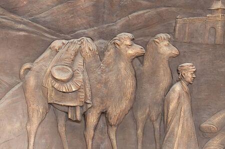 Silk Road murals