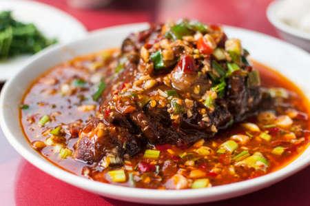 Chengdu cusine