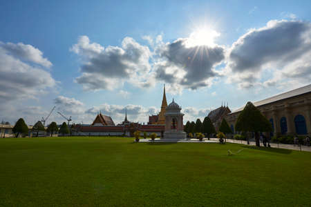 Buildings in Grand Palace compound