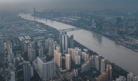 Zhujiang New Town Complex, Guangzhou, Guangdong, China