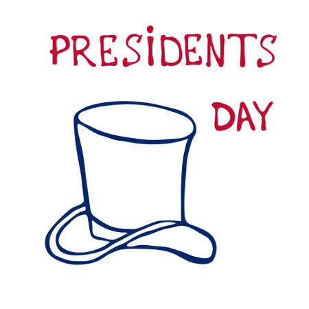 free stock: Presidents Day Insignia EPS 10 vector royalty free stock illustration perfect for ads, posters, marketing, blog, website