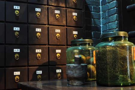 traditional: Traditional pharmacies