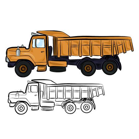 constructional: Dump Truck