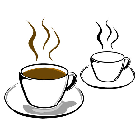instant coffee: Coffee cup